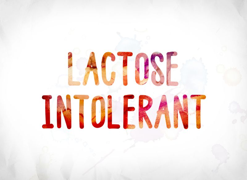 10 Signs of Lactose Intolerance