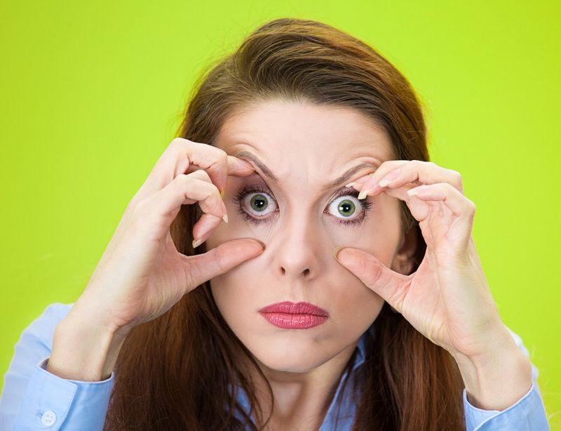 eyesight blood infection