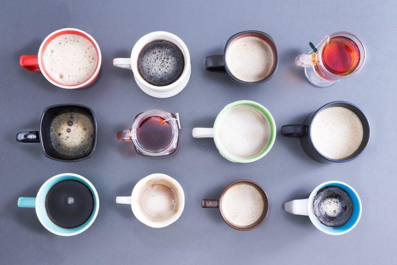 caffeine constipation