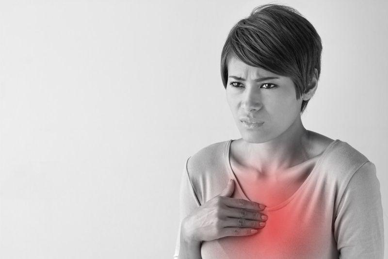 chest thrombosis