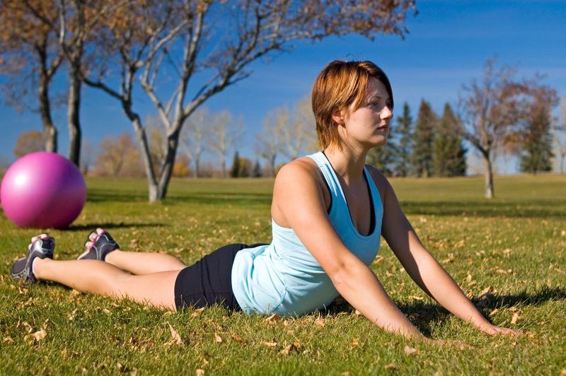 back extension for sciatica