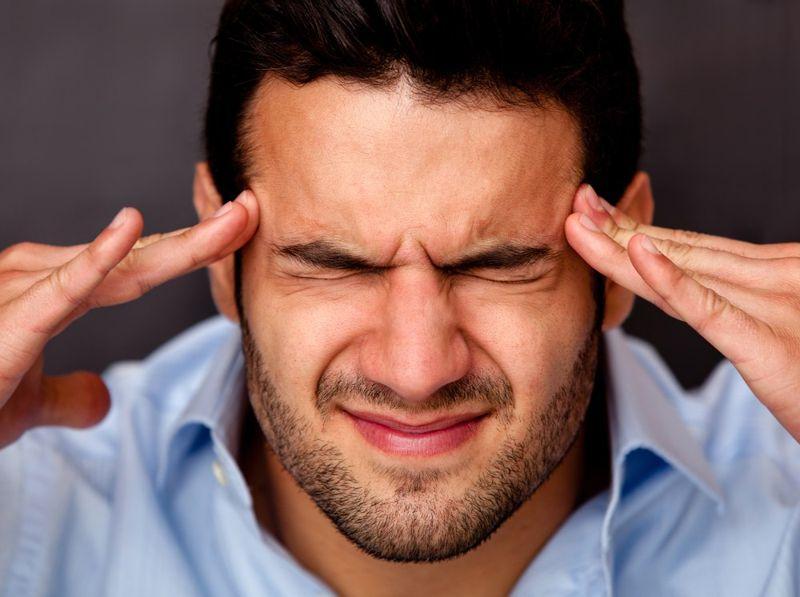 headache sinus infection