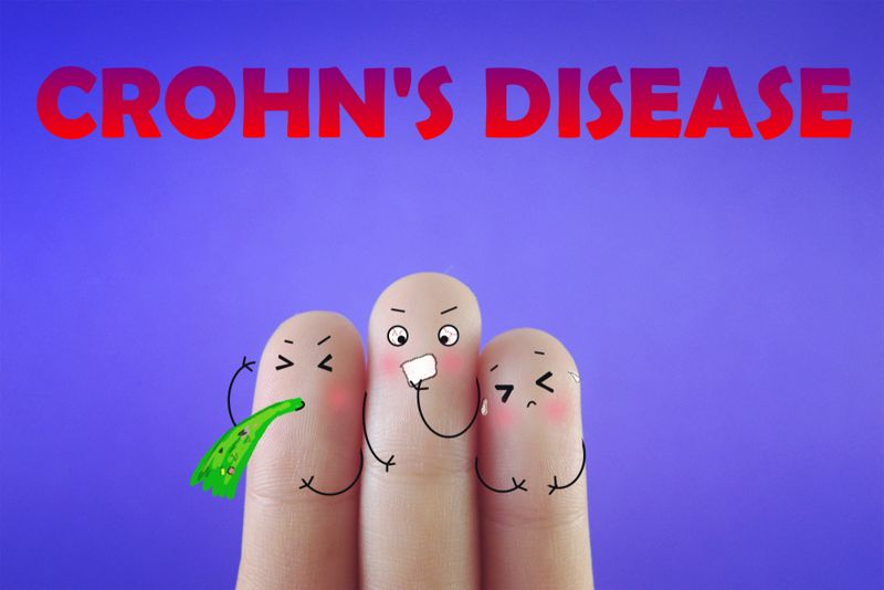 9 Signs of Crohn's Disease