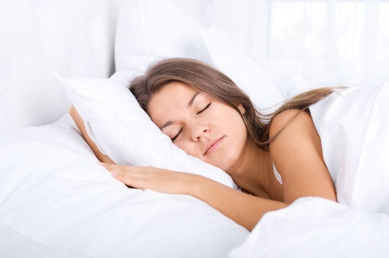 sleep back pain