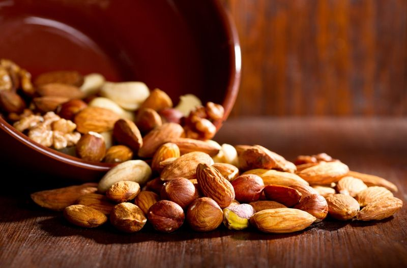 nuts for cholesterol