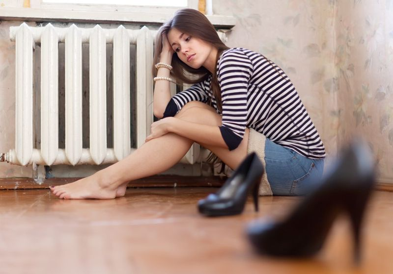 fatigue deep vein thrombosis