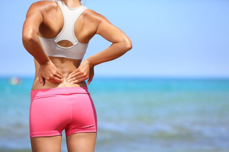 curing back pain