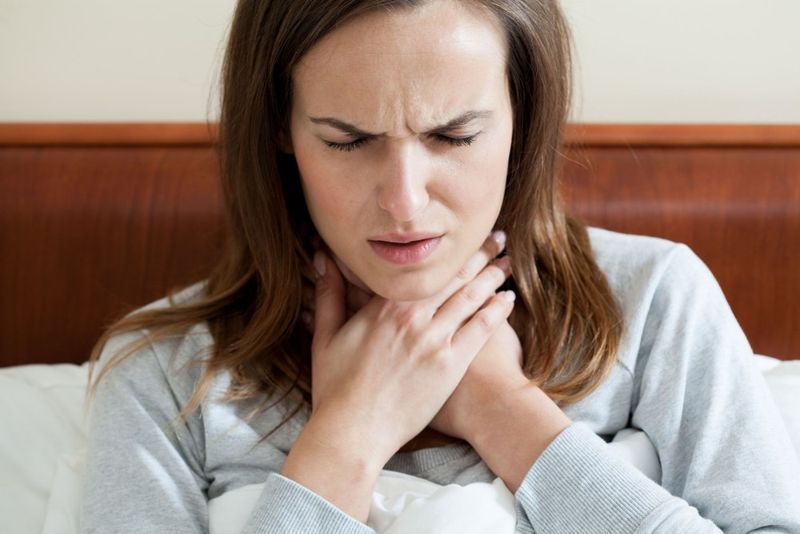 sore throat sinus infection