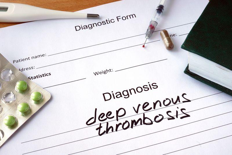 10 Deep Vein Thrombosis Symptoms