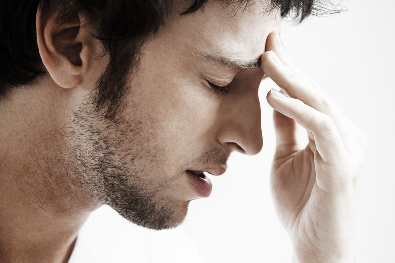 headaches dengue fever