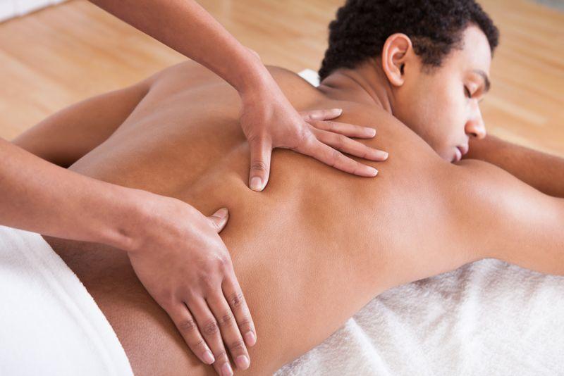 massage eczema