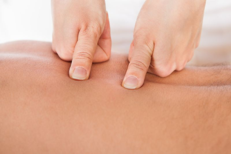 acupressure eczema