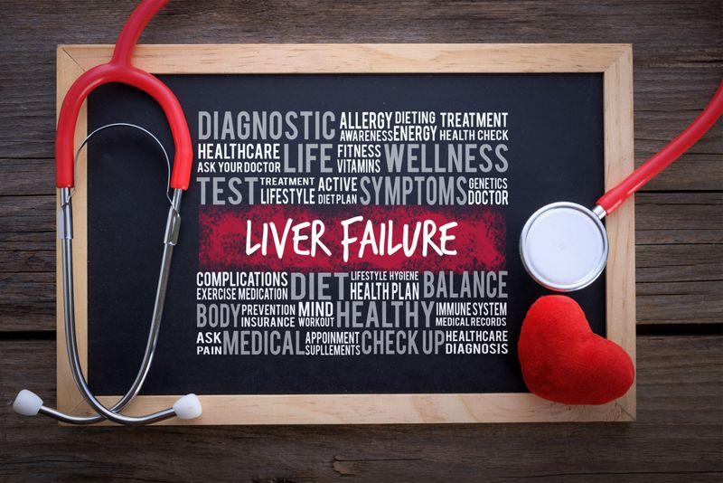 10 Symptoms of Liver Failure