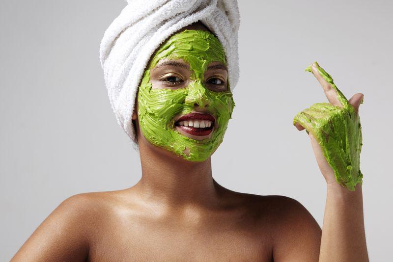 face masks sagging skin