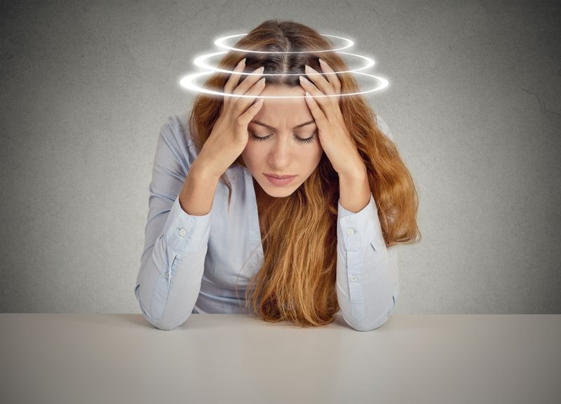 dizziness panic attack