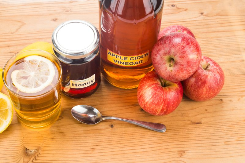 apple cider Plantar