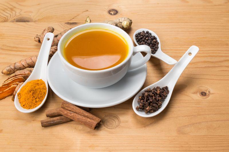 ginger tea joint pain