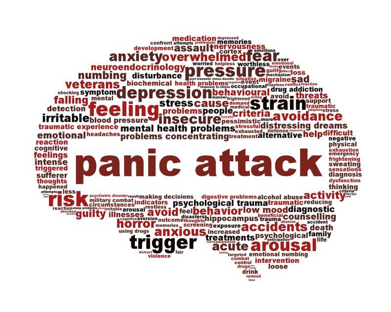 10 Symptoms of Panic Attacks