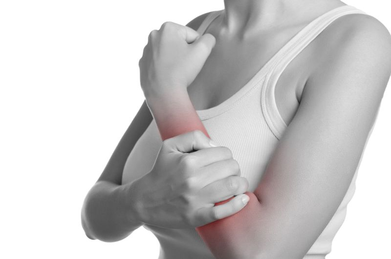 chronic pain potassium deficiency