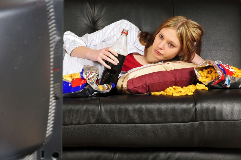 food bulimia