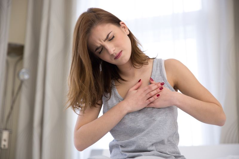 heart problems anorexia