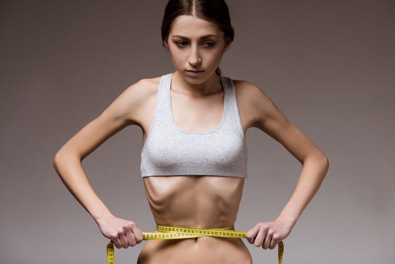 10 Symptoms of Anorexia