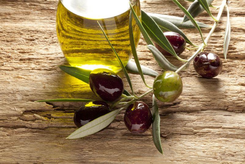 immune olive oil