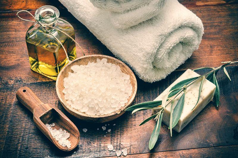 beauty olive oil