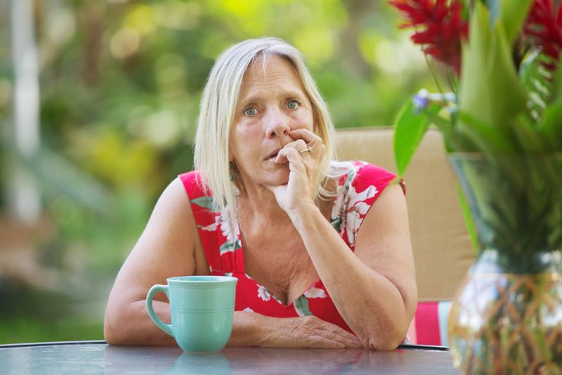 anxiety signs of b12 deficiency