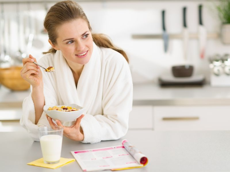 full breakfast Irritable Bowel Syndrome