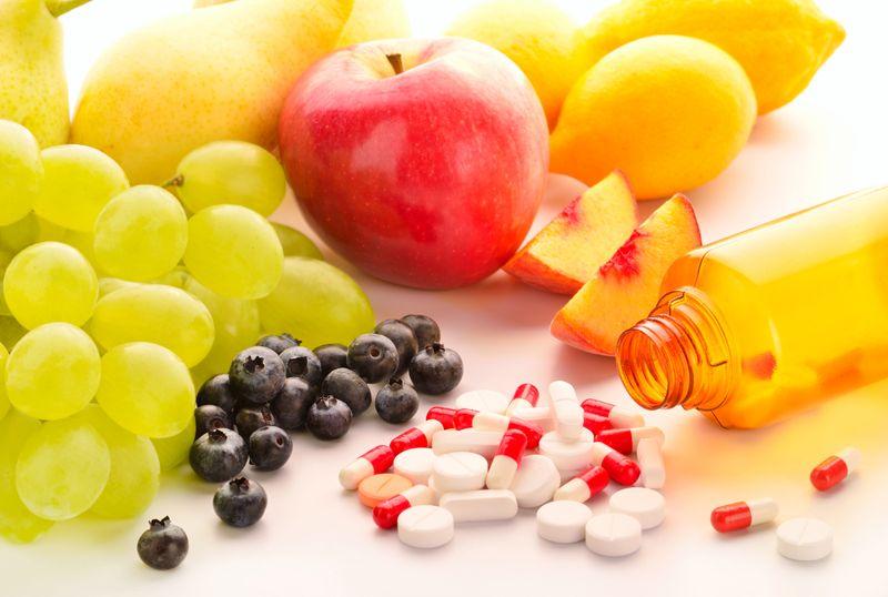vitamins COPD
