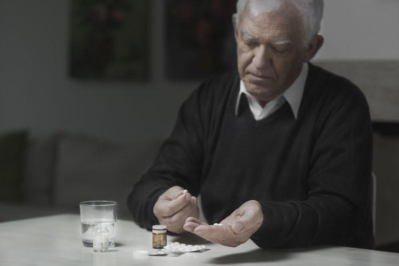antidepressants arthritis