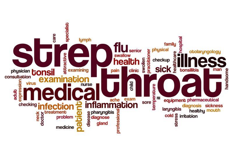 10 Symptoms of Strep Throat