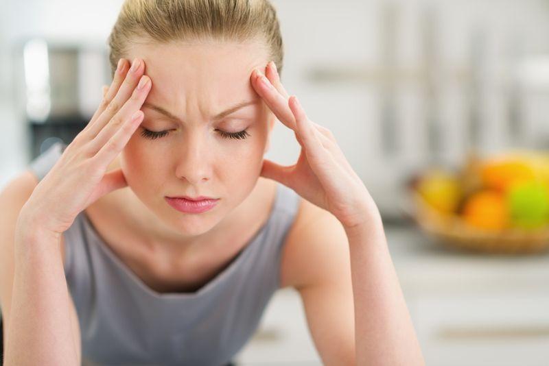 stress developing schizophrenia