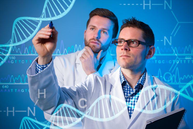 genetics developing schizophrenia