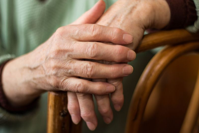 pain from scleroderma