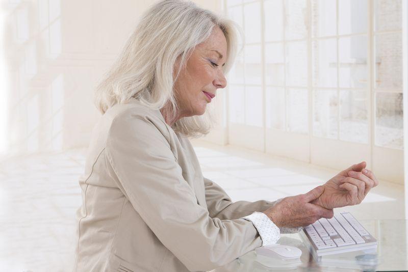 joints rheumatoid arthritis