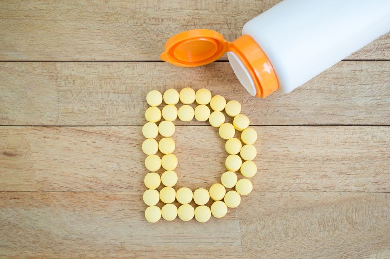 lung cancer vitamin D