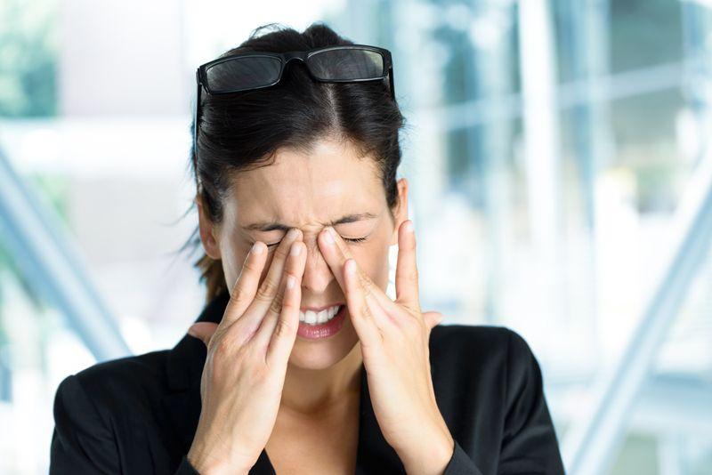 eye problems rheumatoid arthritis