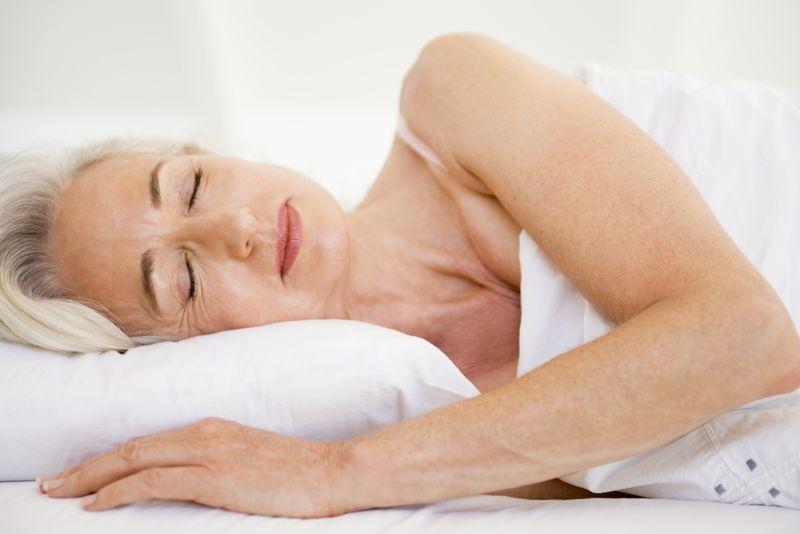 rest menopause