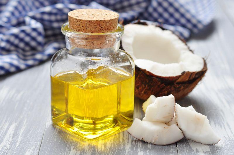 oils Dry hair