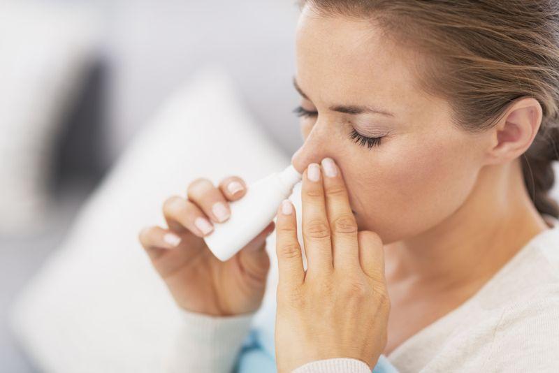 salt water flu