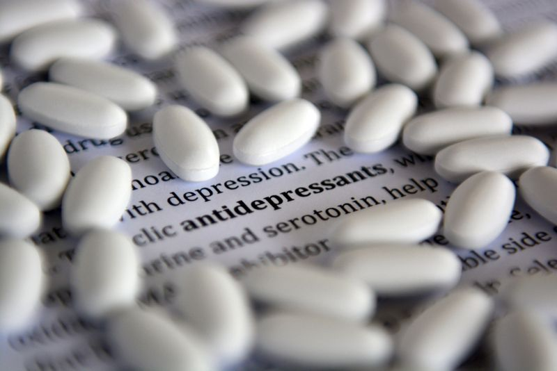 antidepressants menopause