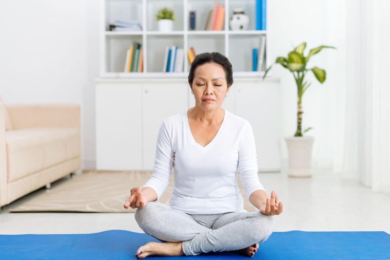 menopause meditation