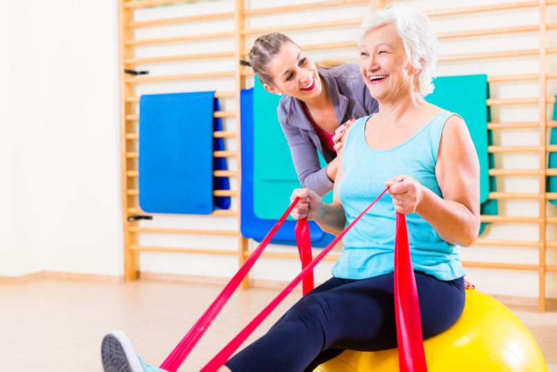 physical therapy for Spinal Stenosis