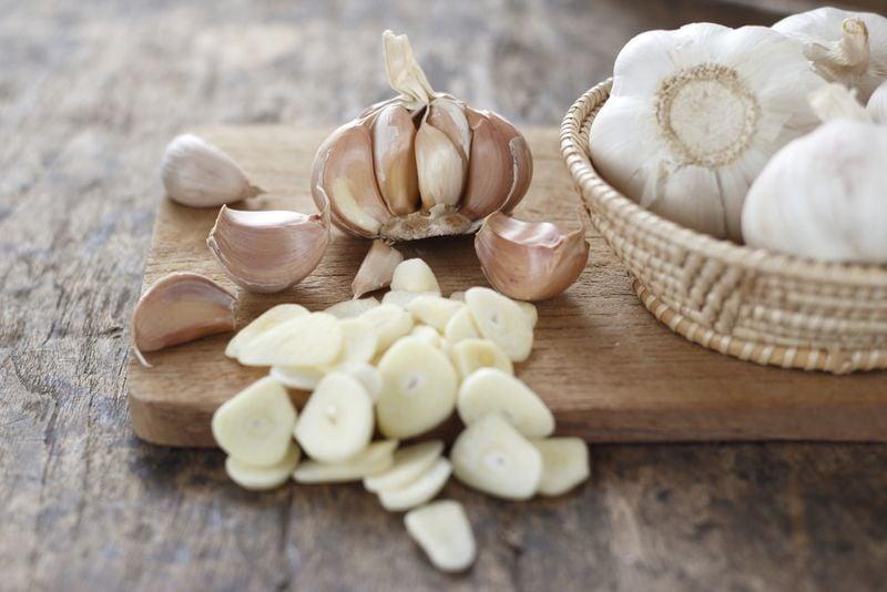 garlic Sinus Infection