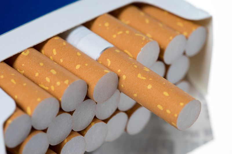 smoking and hypertension