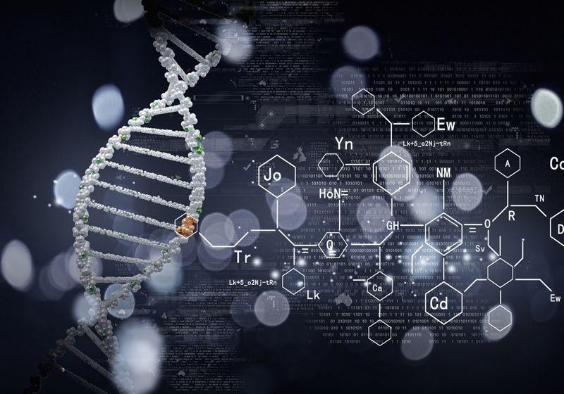 genetic COPD