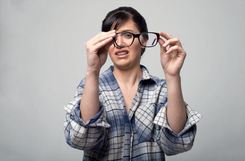 brain tumor eyesight