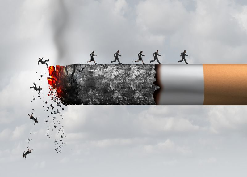 smoking treatments for acid reflux